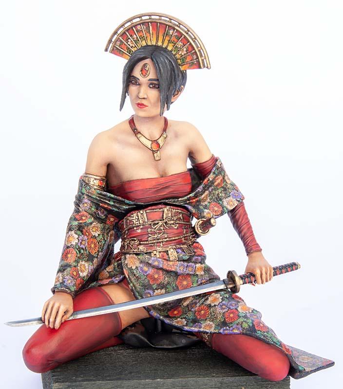 Katsumi 1/10ème Ritual Casting par Logan 21032812372114703417338565