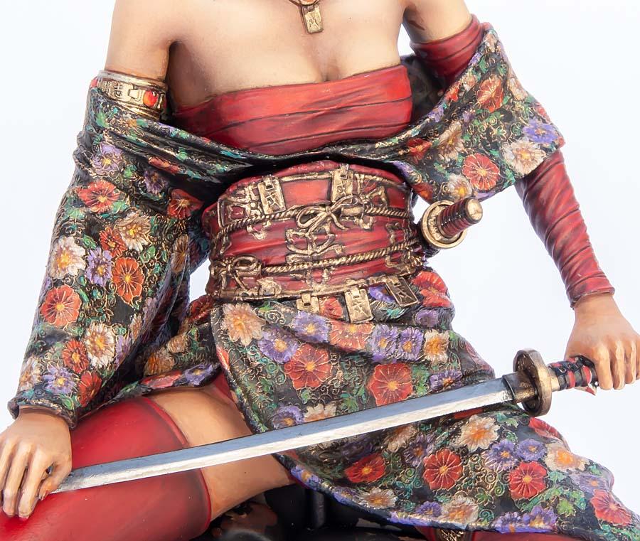 Katsumi 1/10ème Ritual Casting par Logan 21032812372114703417338566