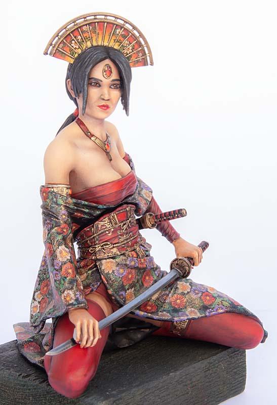 Katsumi 1/10ème Ritual Casting par Logan 21032812372214703417338568