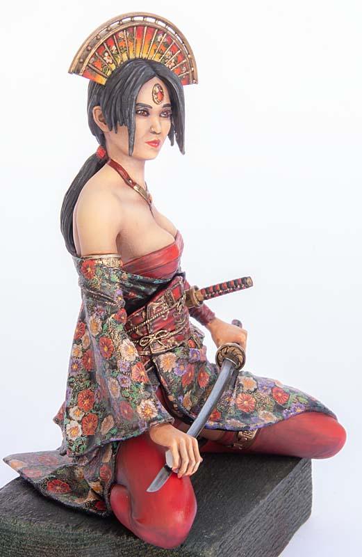 Katsumi 1/10ème Ritual Casting par Logan 21032812372214703417338569