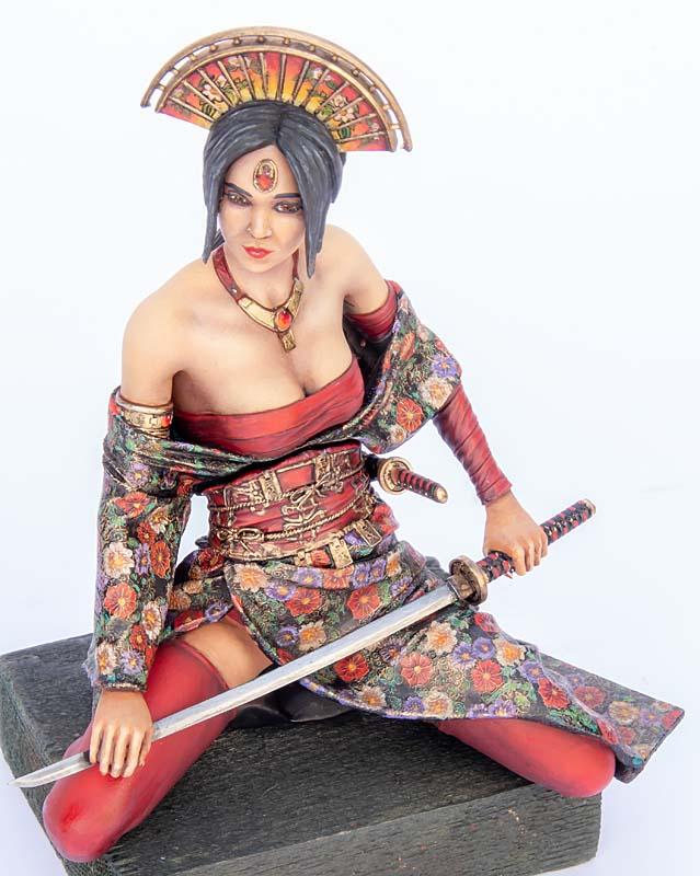 Katsumi 1/10ème Ritual Casting par Logan 21032812372314703417338571