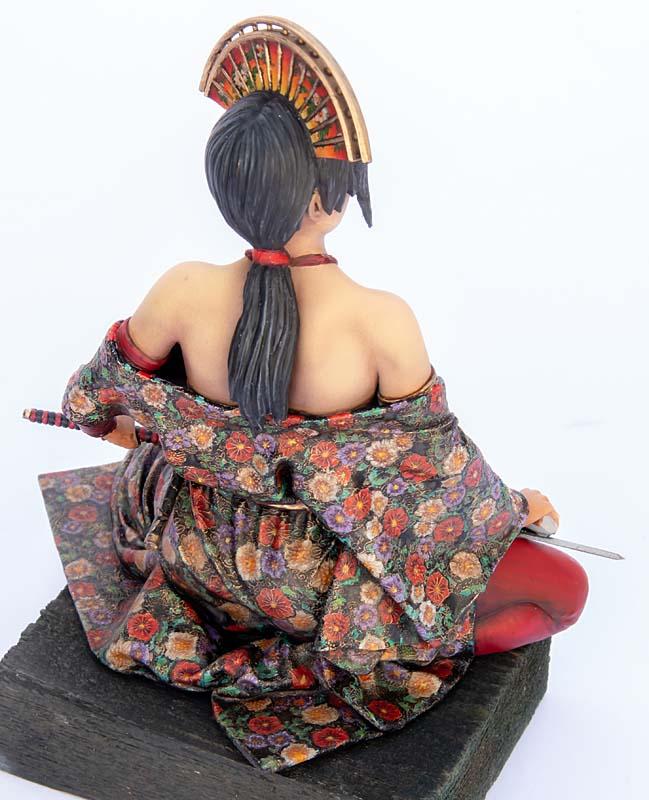 Katsumi 1/10ème Ritual Casting par Logan 21032812372314703417338572