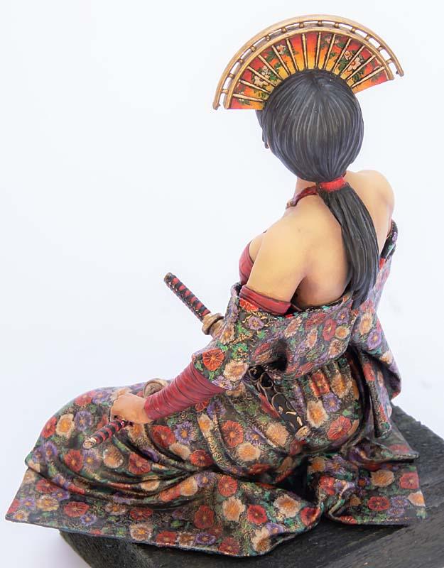 Katsumi 1/10ème Ritual Casting par Logan 21032812372314703417338573