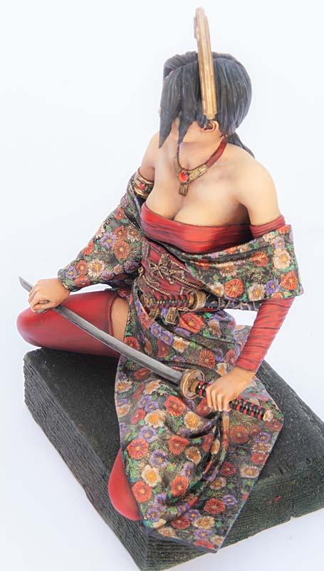 Katsumi 1/10ème Ritual Casting par Logan 21032812372414703417338574