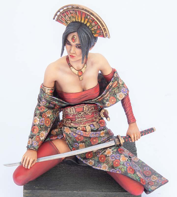 Katsumi 1/10ème Ritual Casting par Logan 21032812372414703417338575