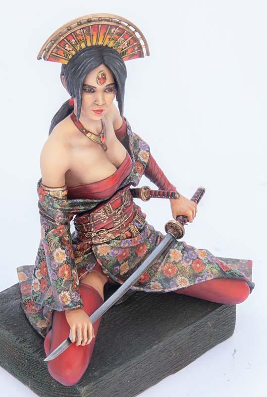 Katsumi 1/10ème Ritual Casting par Logan 21032812372414703417338576