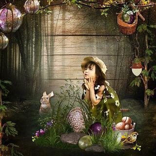 THE WORLD OF THE EASTER BUNNY - jeudi 29 mars / thursday marsh 29th 21033010561019599817341812
