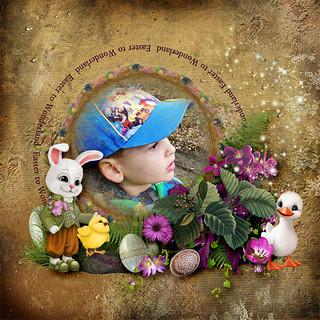 THE WORLD OF THE EASTER BUNNY - jeudi 29 mars / thursday marsh 29th 21033010561919599817341815