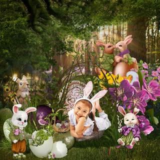 THE WORLD OF THE EASTER BUNNY - jeudi 29 mars / thursday marsh 29th 21033010562919599817341821