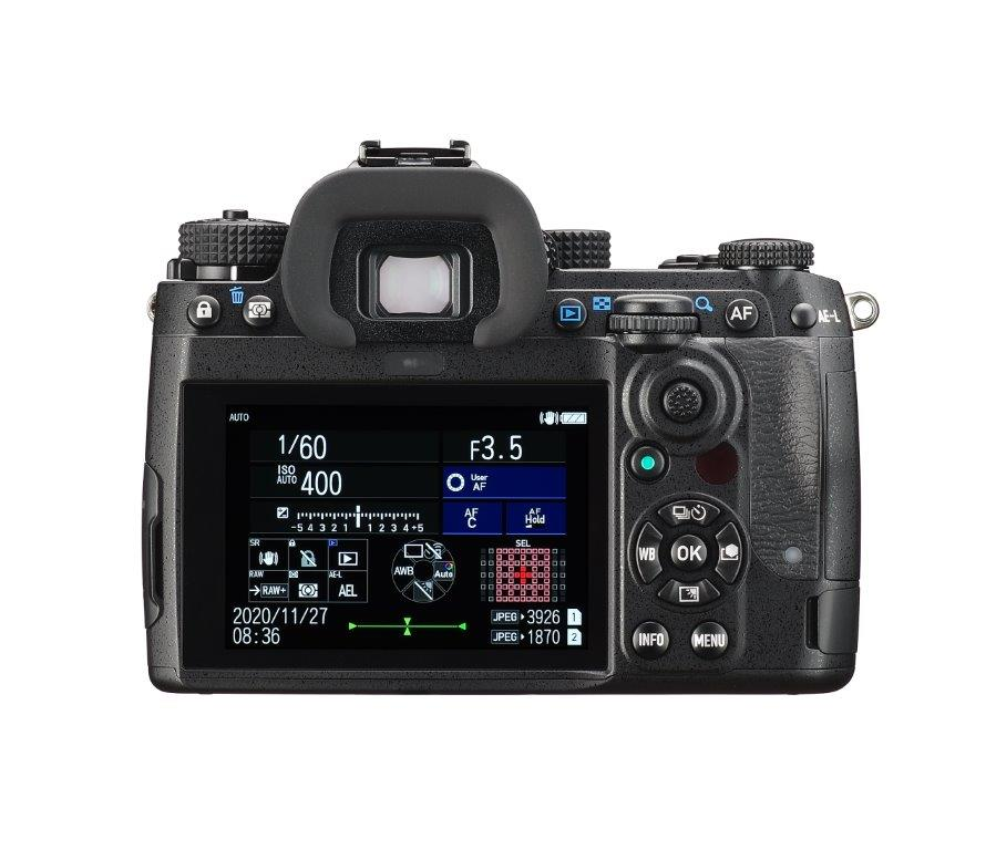 PENTAX RICOH IMAGING - Communiqué de presse du K3 Mark III 21033103232723142217344204