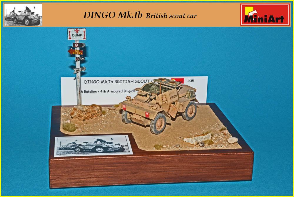 [Terminé] DINGO Mk.Ib British scout car ÷ MiniArt ÷ 1/35 - Page 6 2104061023225585017352899