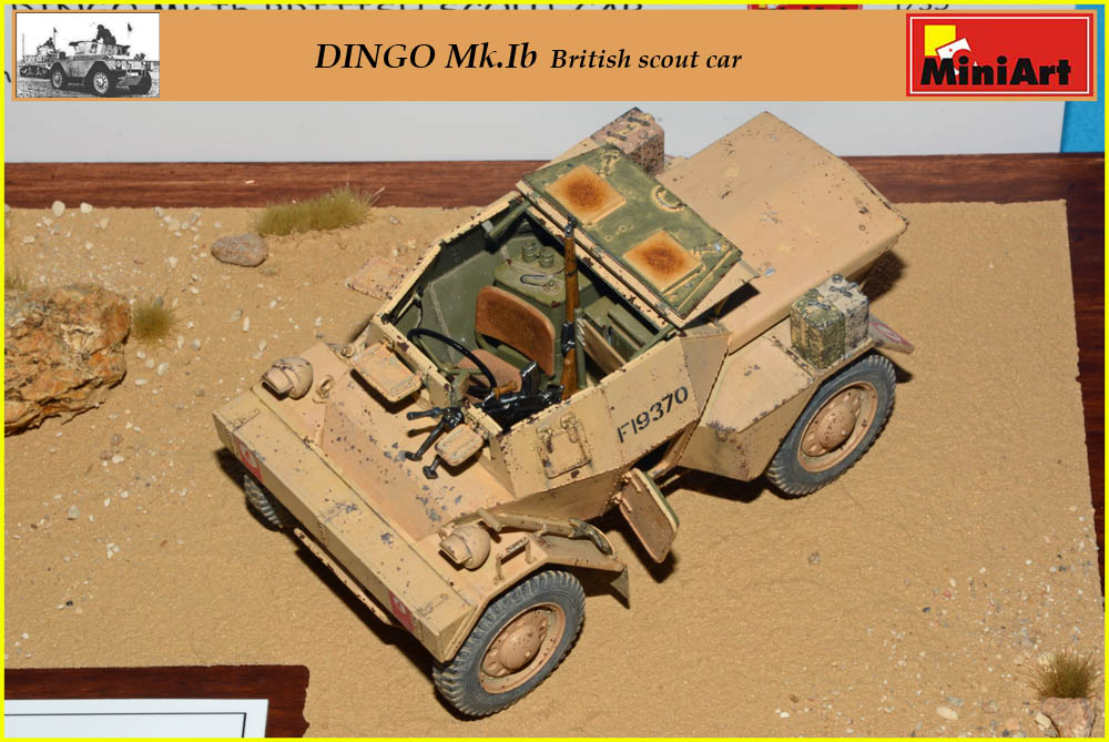 [Terminé] DINGO Mk.Ib British scout car ÷ MiniArt ÷ 1/35 - Page 6 2104061023235585017352901