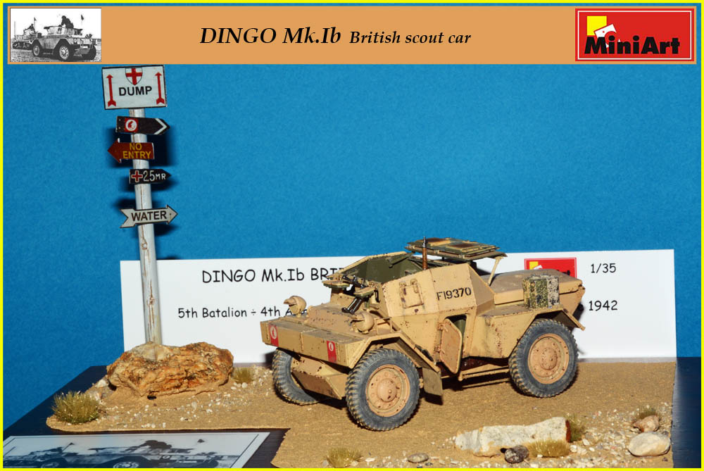 [Terminé] DINGO Mk.Ib British scout car ÷ MiniArt ÷ 1/35 - Page 6 2104061023235585017352902