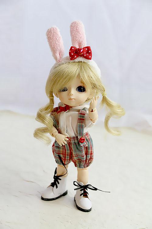 [VDS] 2 LATI yellow byurl basic LAMI spécial Rabbit complète 21041004232725920117358387