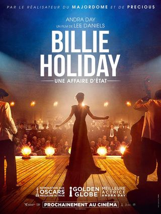 Billie Holiday, une affaire d'état (2021)