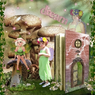 SWEET FAIRY GARDEN - lundi 19 avril / monday april 19th 21041907225419599817377047