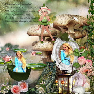 SWEET FAIRY GARDEN - lundi 19 avril / monday april 19th 21041907230019599817377051
