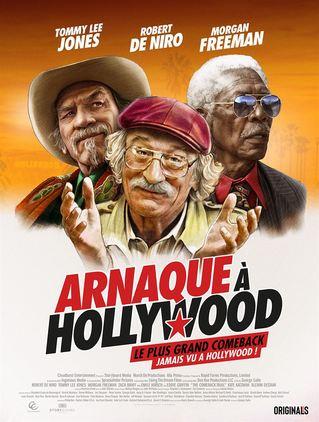 Arnaque à Hollywood (2021)