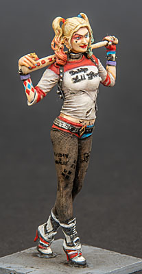 Harley Quinn Andrea 1/24ème 21050212505614703417397907