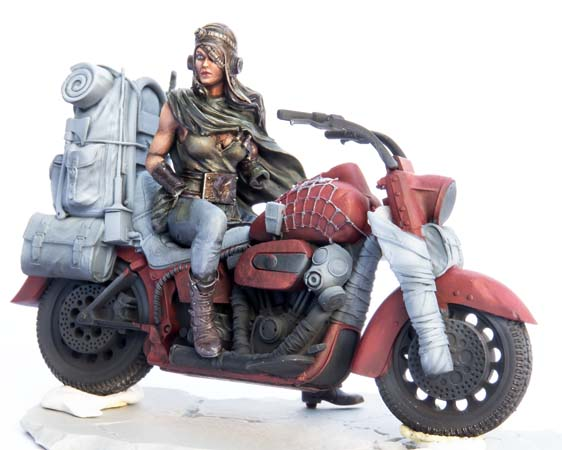 Road Girl/Rat bike - 75 mm 21050910142414703417408698