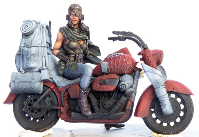 Road Girl/Rat bike - 75 mm 21050910142414703417408700