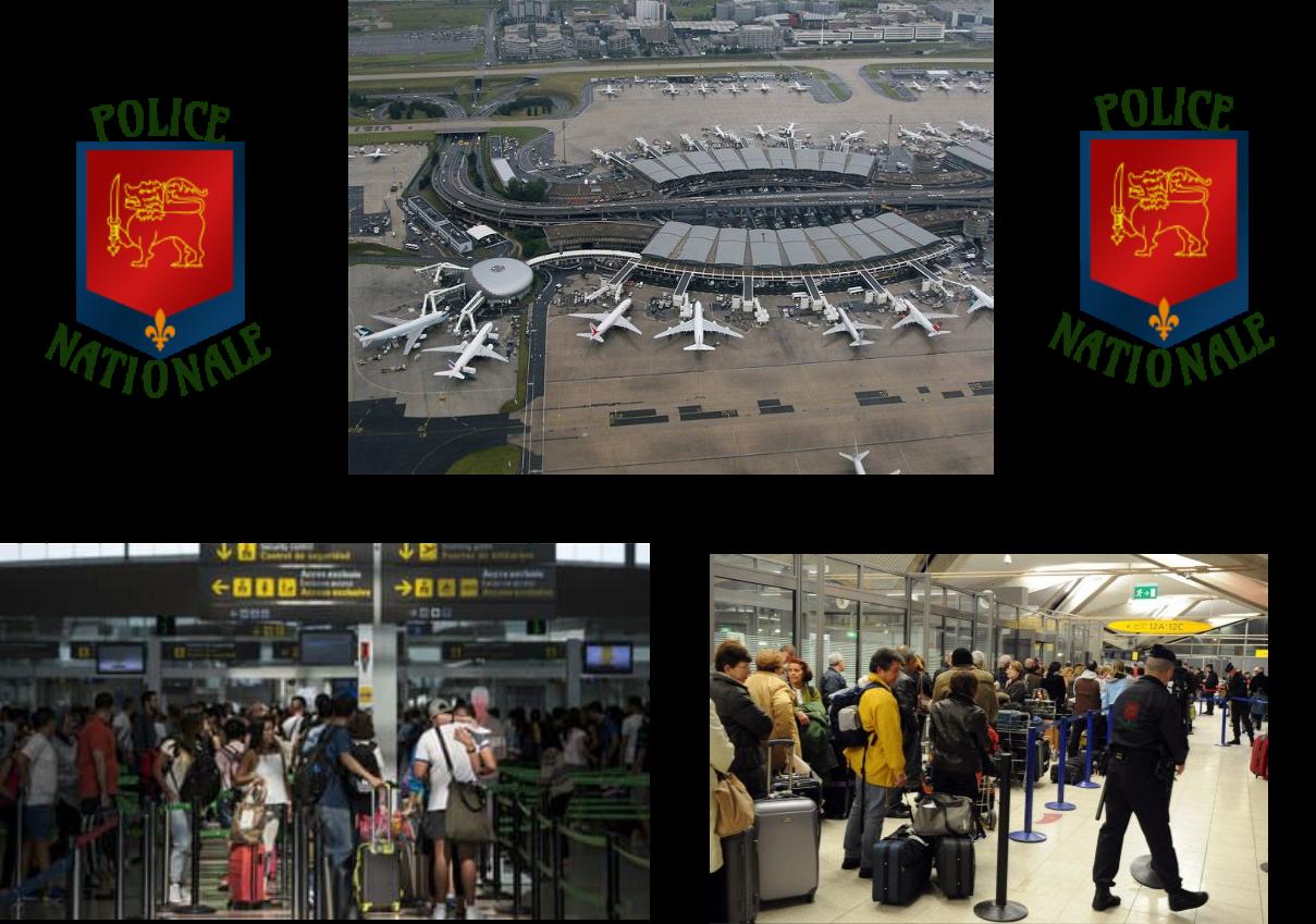 Sécurité aéroportuaire