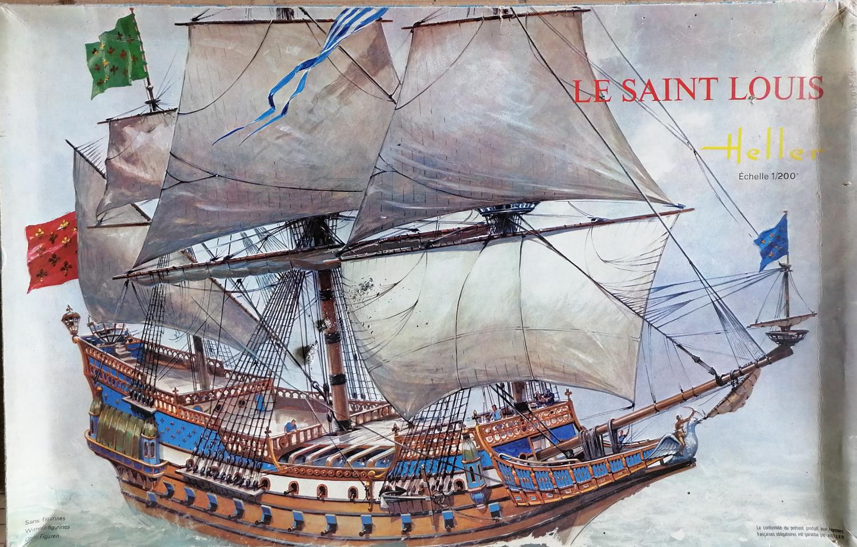 Le Saint Louis de Heller au 200ème (maquettisme nocturne) 4EoHLb-St-Louis001