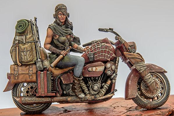 Road Girl/Rat bike - 75 mm 21052211240914703417428627