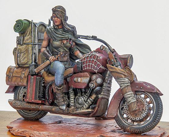 Road Girl/Rat bike - 75 mm 21052211241114703417428634