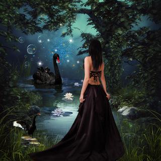 BLACK SWAN - jeudi may 6th / thursday may 6th 21052409360719599817432088