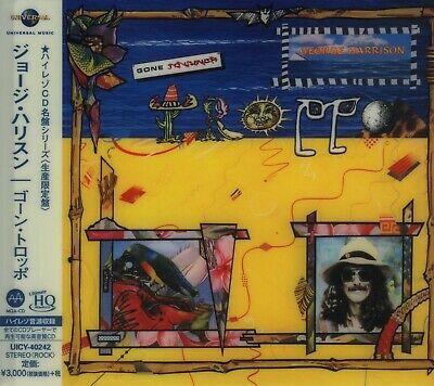 George-Harrison-Gone-Troppo-UHQCD-Japan-Import-NEU-OVP