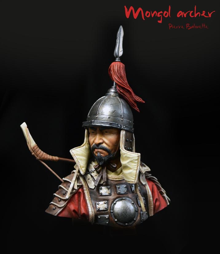 Archer mongol Pegaso 21061707572311800717467241