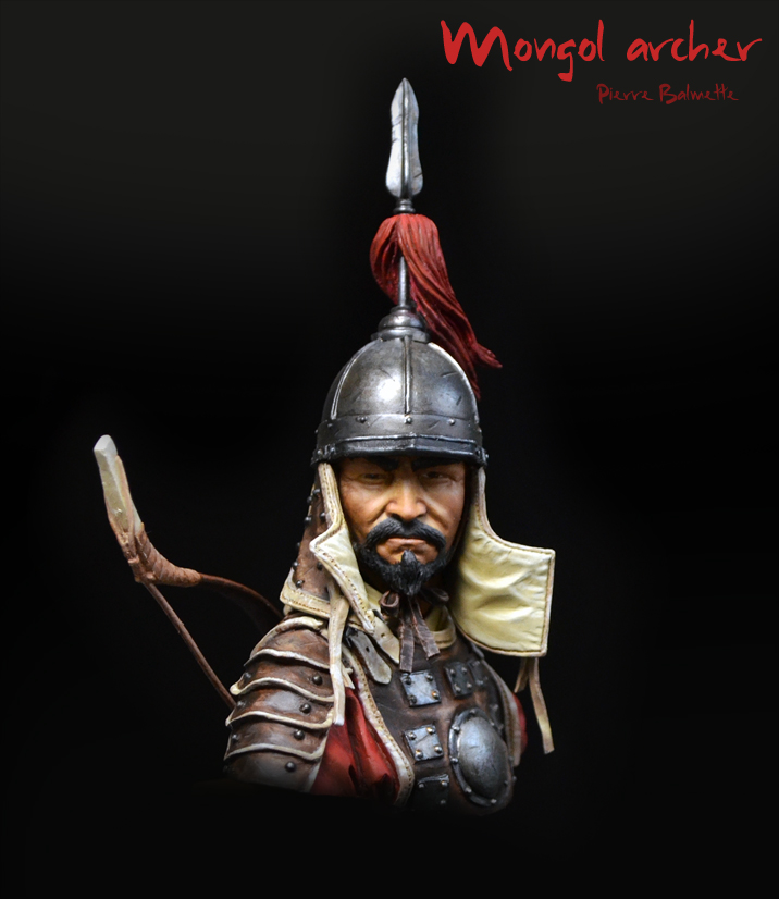 Archer mongol Pegaso 21061707572411800717467242