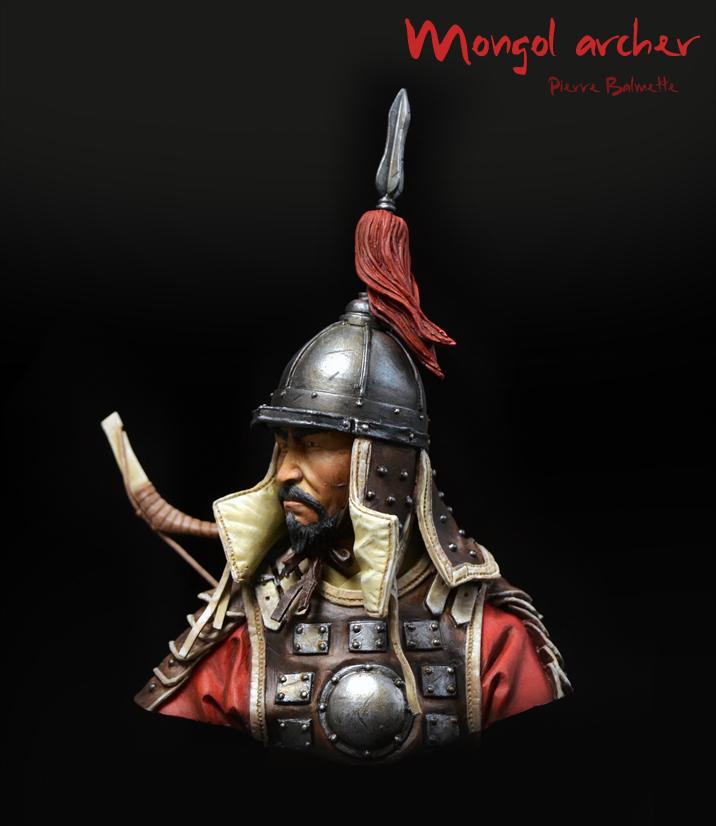 Archer mongol Pegaso 21061707572711800717467244