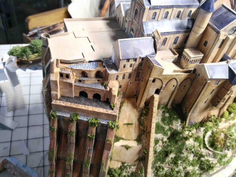 Mont St-Michel (scratch carton 1/500°) de philiparus - Page 13 21061912063923648417468358