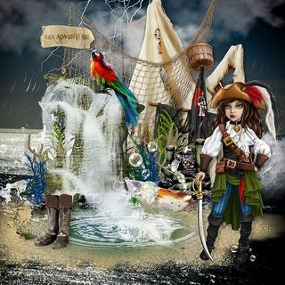 THE PIRATES AND THE MYSTERY OF THE FOUNTAIN - jeudi june 17th / jeudi 17 juin 21062510143119599817474227