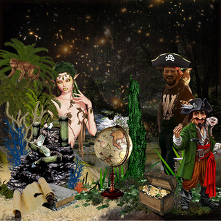 THE PIRATES AND THE MYSTERY OF THE FOUNTAIN - jeudi june 17th / jeudi 17 juin 21062510144719599817474234
