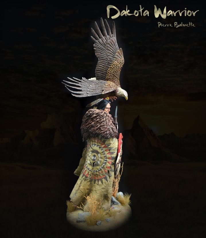 Dakota Warrior Pegaso 90mm 21070206321311800717480763