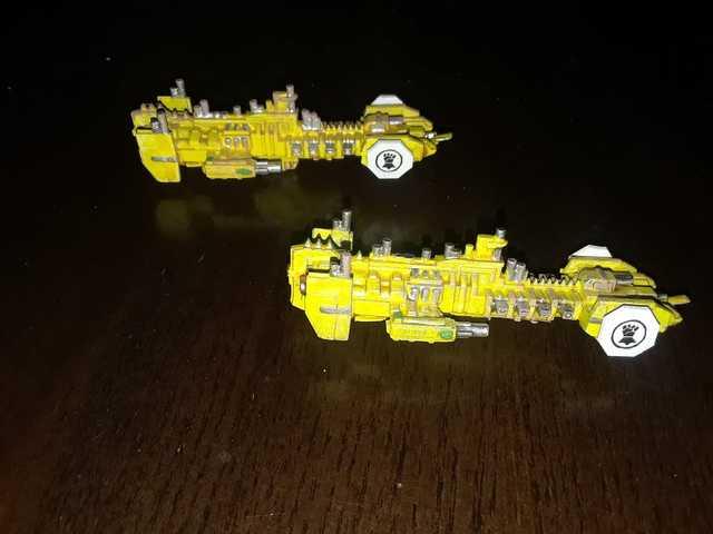 [I3d] Escortes Space Marine 21070803324318973517486787