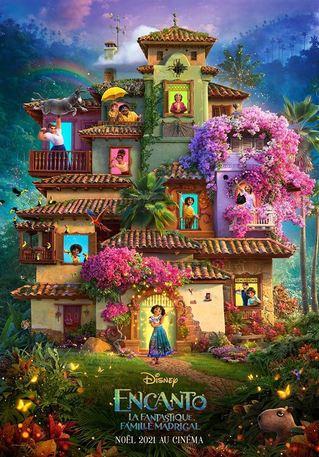Encanto, la fantastique famille Madrigal (2021)