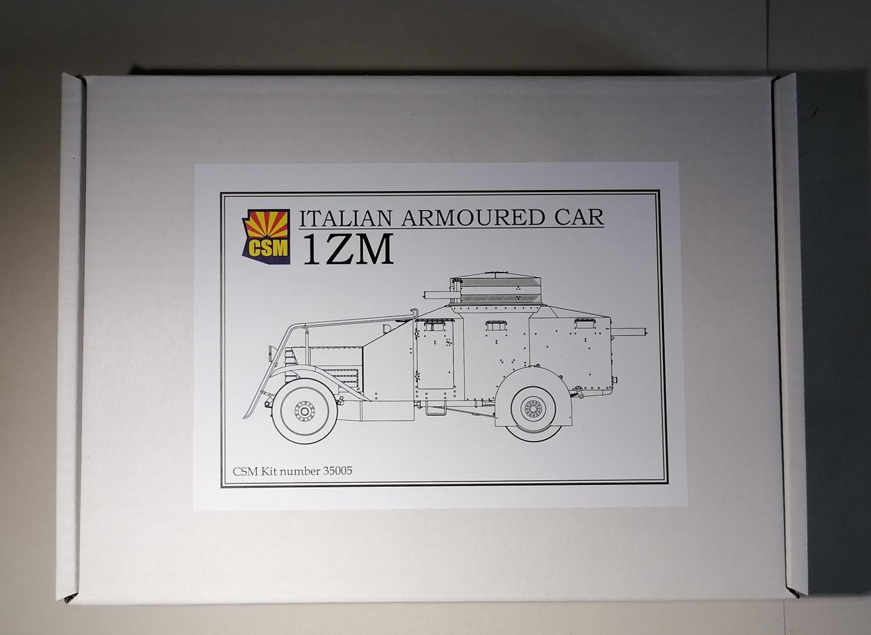 Challenge militaria 2021 Lancia 1ZM au 1/35 CSM (ref 350005) ZZvhMb-Lancia-boite08
