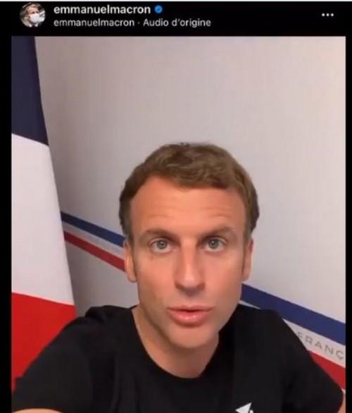Operazione seduzione per Macron