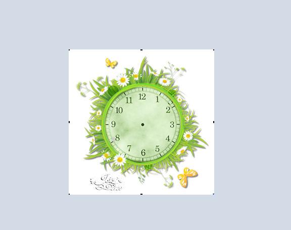 2 : Horloge à aiguilles simple NpvmMb-horloge-simple6
