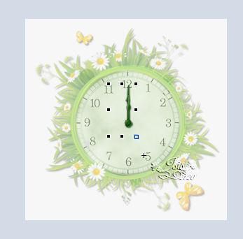 2 : Horloge à aiguilles simple RpvmMb-horloge-simple19