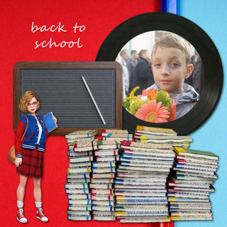 A NEW YEAR AT SCHOOL - lundi  30 septembre / monday september 30th 21083106290419599817549227