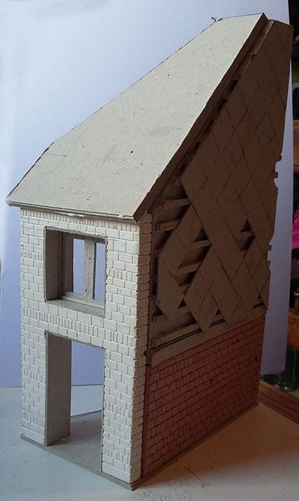 La Petite Maison - 1/35 - Scratch 21090709303826089317558067