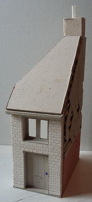 La Petite Maison - 1/35 - Scratch 21090709305826089317558069