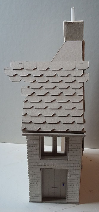 La Petite Maison - 1/35 - Scratch 21090709312926089317558072