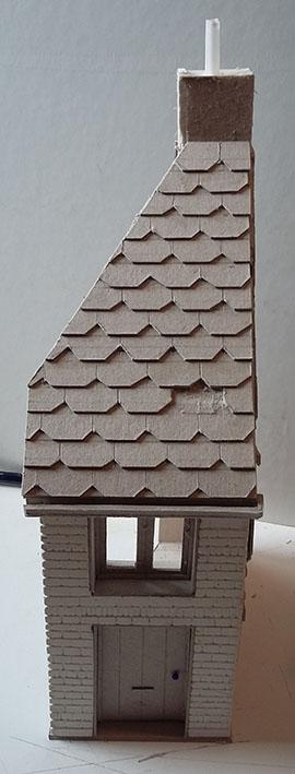 La Petite Maison - 1/35 - Scratch 21090709313826089317558073