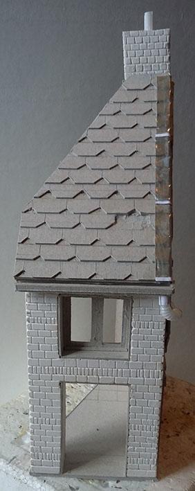 La Petite Maison - 1/35 - Scratch 21090709320026089317558075